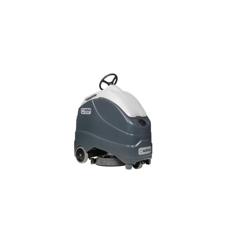 Nilfisk SC1500 Floor Scrubber Dryer- Ride on