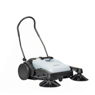 Nilfisk SW250 920 Manual Sweeper with 2 x Side Brushes