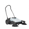 Nilfisk SW250 Manual Sweeper with 2 x Side Brushes