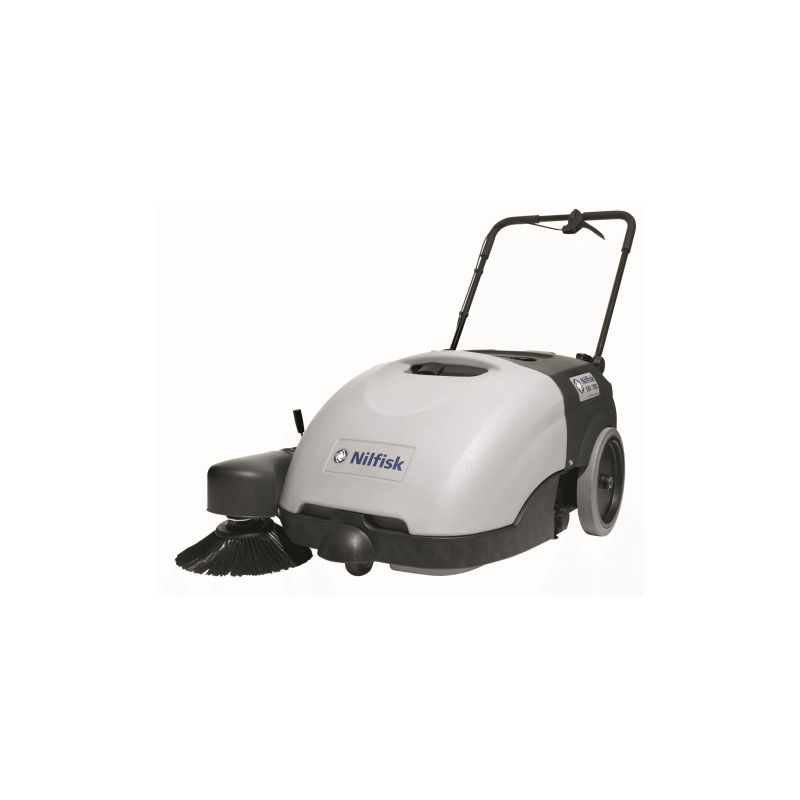 Nilfisk SW750 Battery Powered Sweeper
