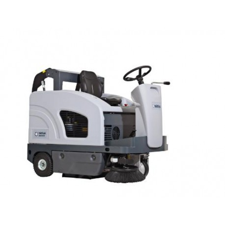 Nilfisk SW4000 B Battery Powered Ride-on Sweeper
