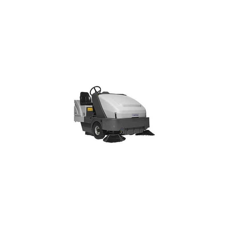 Nilfisk SR1601 B Battery Powered Ride-on Sweeper