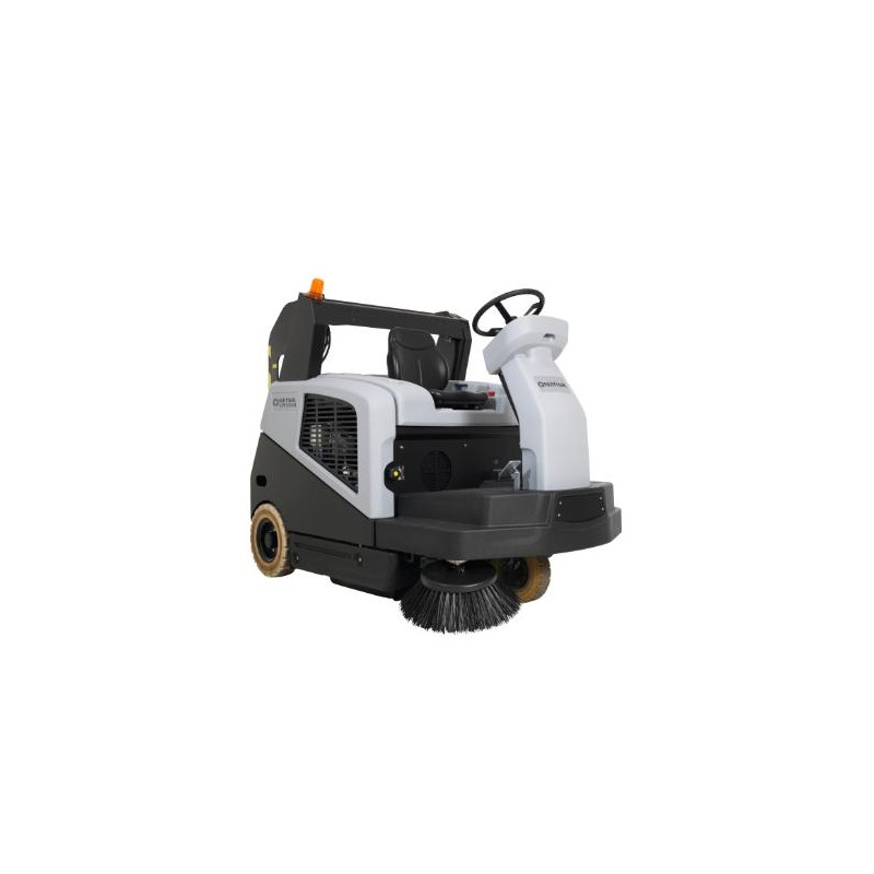 Nilfisk SW5500 B Battery Powered Ride-on Sweeper