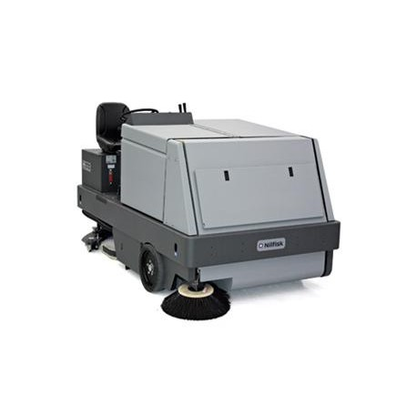 Nilfisk CR1500 Combination Ride-on Sweeper & Scrubber Dryer
