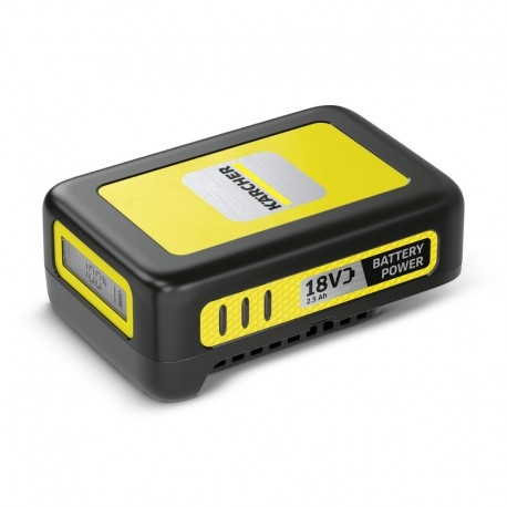 Karcher 18v / 2.5Ah Battery 24450340