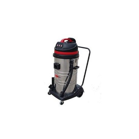 Viper LSU395 Triple Motor Wet & Dry vacuum with Steel Container, 50000152