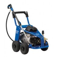 Nilfisk MC 8P 160/2500 ST High Flow cold water pressure washer (stainless Steel Frame)