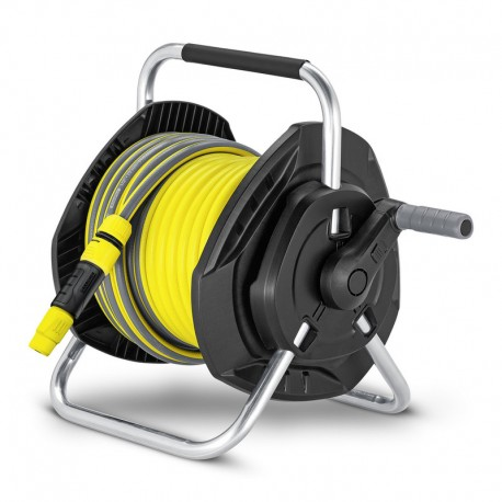 Karcher 25m Free Standing/Wall Mounted Hose Reel