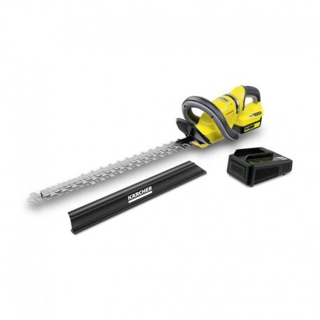 Karcher HGE 18-50 Cordless Hedge Trimmer (Battery Set) 14442420