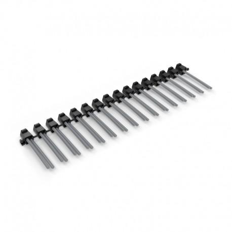 Karcher Bristle strip WRE 18-55 Battery 24452430