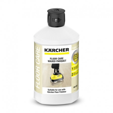 Karcher Floor care waxed parquet/parquet with oil-wax finish 62957780