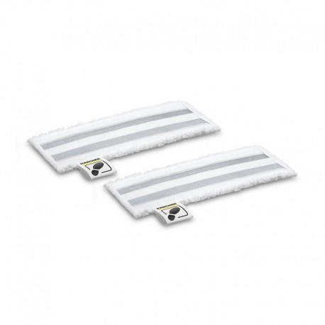 Kärcher Microfibre floor cloths abrasive 2-er Se 28633090