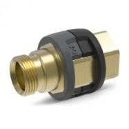 Karcher Adapter 3 M22 x 1.5 IG - EASY!Lock 22 AG, 41110310