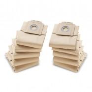 Karcher Paper filter bags, 10 x , T 7/1, T 9/1, T 10/1 69043330