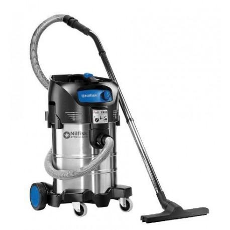 Nilfisk ATTIX 40-01 Inox Wet & Dry Vacuum cleaner 107413593