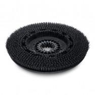 Karcher Disc brush complete black D51, hard, black, 510 mm 49050290