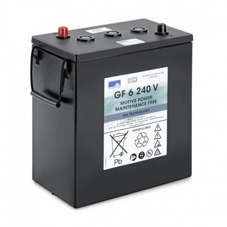 Karcher GF 6V 240AH MAINTANANCE-FREE Battery 66541190