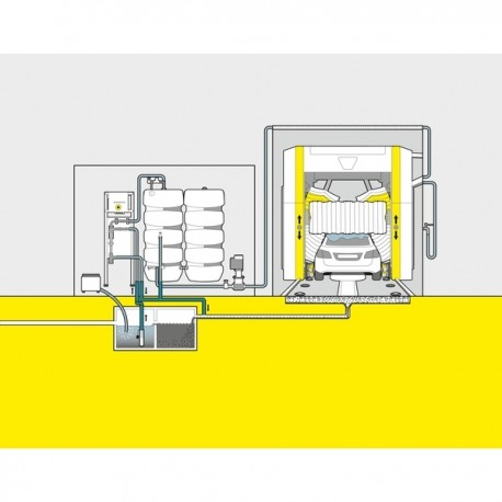 Karcher Add on aeration pump 26415100