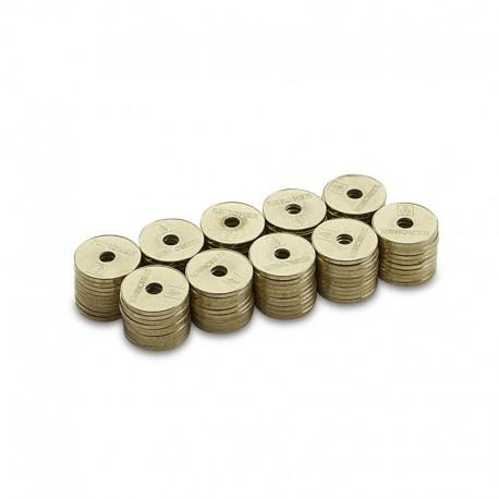 Karcher Set of tokens, stamping 67681690