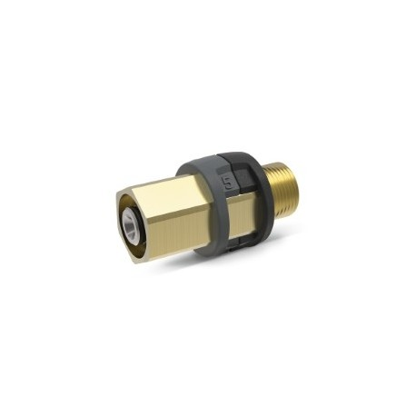 Karcher Adaptor 5 EASY!Lock 22 IG - M22 x 1.5 AG