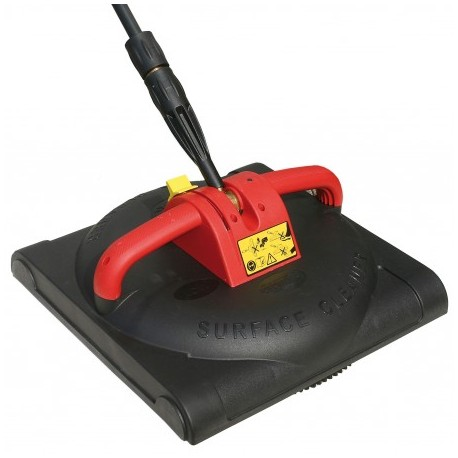 ROTARY FLOOR & WALL CLEANER WITH WHEELS