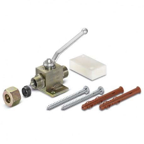 Karcher Shut-off valve, galvanised steel 45801440