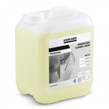 Karcher Disinfectant Cleaner, liquid RM 732 62955960