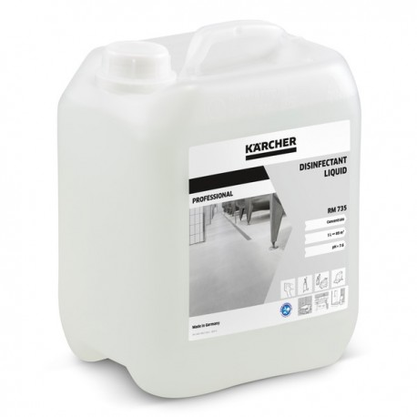 Karcher Disinfectant, liquid RM 735 62955970
