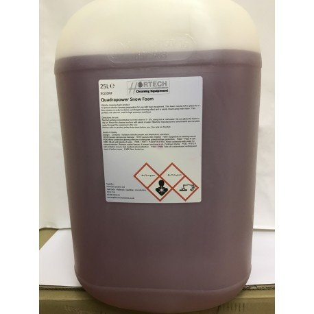 Detailing Snow Foam Car Shampoo Cleaner Non-Caustic 25Ltr