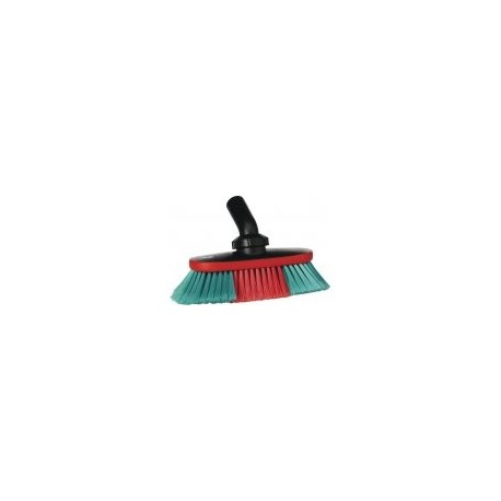Vikan Adjustable Vehicle Brush with water channel 526852