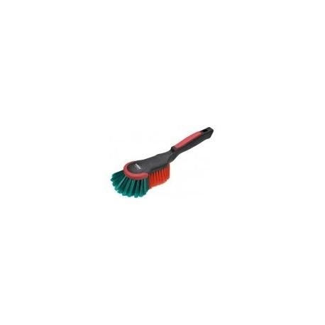 Vikan Hand Brush with Rubber Edge 524652