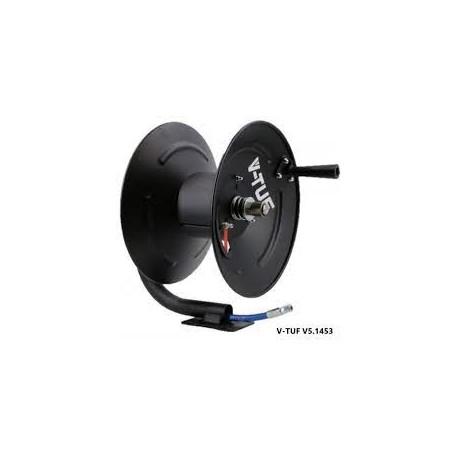 MANUAL WIND V-TUF BLACK HOSEREEL - 60m - V5.1453