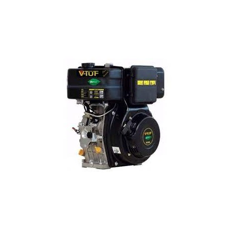 V-TÜF 10HP DIESEL ENGINE - LOW EMISSIONS