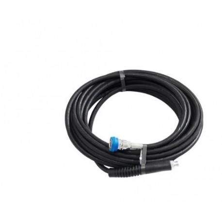 Nilfisk Hose DN8 1 Wire 15Mtr W.Ergo Female Coupler, P/N: 301001100