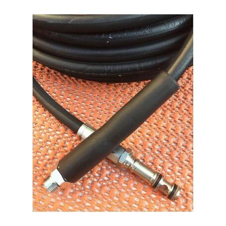 Nilfisk Hose DN6 1 Wire 15Mtr for MC 3-4 Hose Reels, P/N: 107142542
