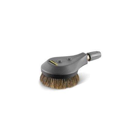 Karcher Easylock Rotating wash brush for over  800 l/h machines, natural hair