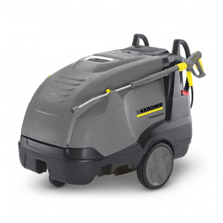 Karcher HDS 7/10-4MX Hot Water Pressure Washer with hose reel